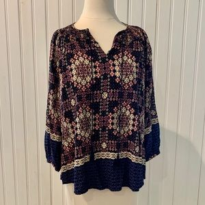 11-1-TYLHO by Anthropologie Blouse